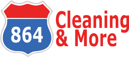 864 Cleaning & More logo.
